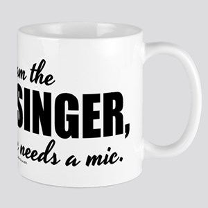 I am the Lead Singer Mug