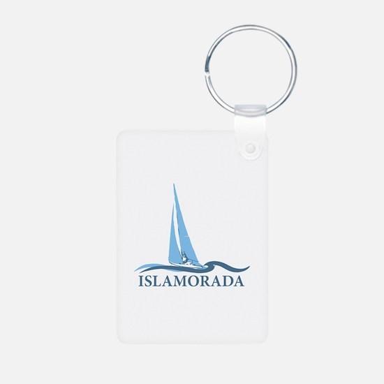 Islamorada - Sailing Design. Keychains