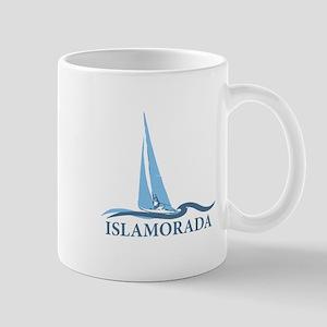 Islamorada - Sailing Design. Mug