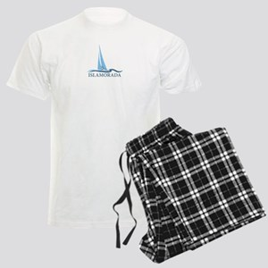 Islamorada - Sailing Design. Men's Light Pajamas