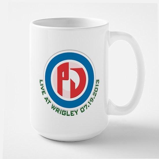 LIVE at Wrigley Large Mug