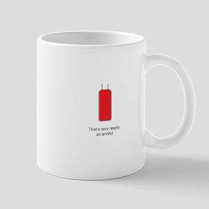 Very Nearly An Armful Mug