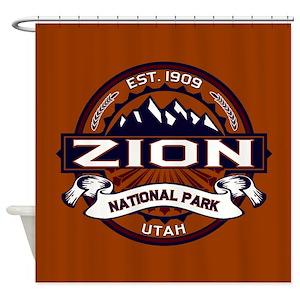 National Park Shower Curtains