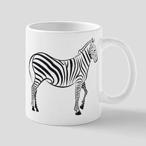 Wild Zebra Mug