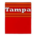 Tampa Throw Blanket