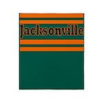 Jacksonville Throw Blanket