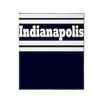 Indianapolis Throw Blanket