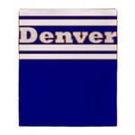 Denver Throw Blanket