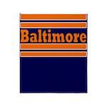 Baltimore Throw Blanket