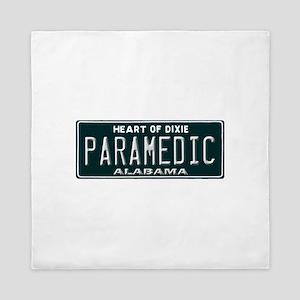 Alabama Paramedic Queen Duvet