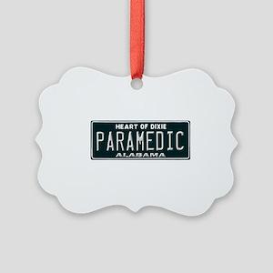 Alabama Paramedic Ornament