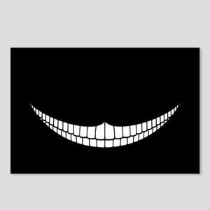 Cheshire Grin Postcards (Package of 8)