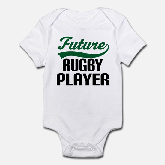 Future Rugby Player Infant Bodysuit