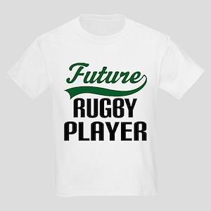 Future Rugby Player Kids Light T-Shirt