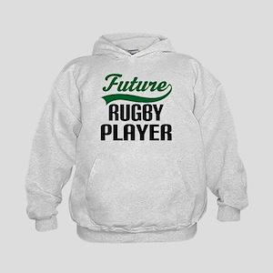 Future Rugby Player Kids Hoodie