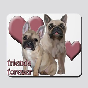 Friends Forever Mousepad