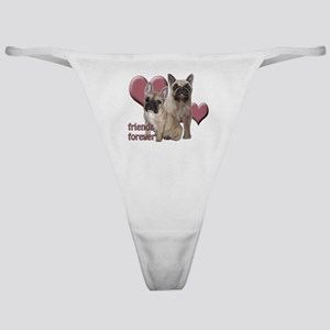 Friends Forever Classic Thong