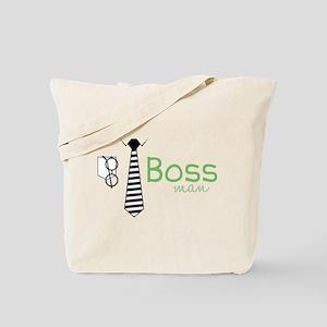 Boss Man Tote Bag