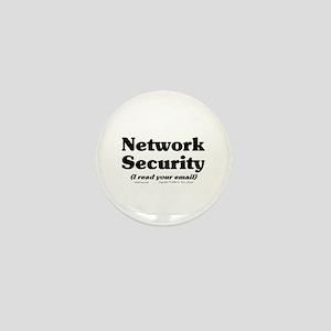 Network Sec. Mini Button
