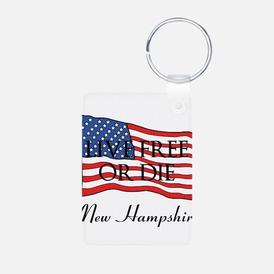 New Hampshire Keychains