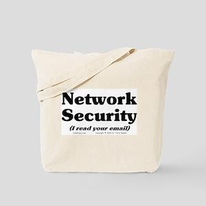 Network Sec. Tote Bag