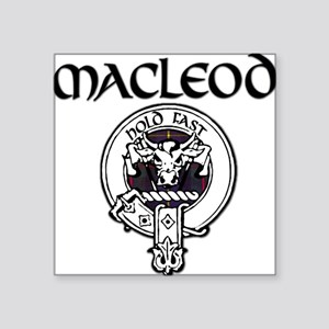 MacLeod Rectangle Sticker