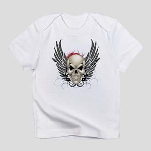 Skull, guitars, and wings Infant T-Shirt