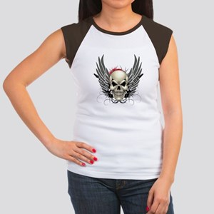 Skull, guitars, and wings T-Shirt