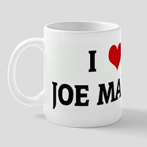 I Love JOE MAMA Mug