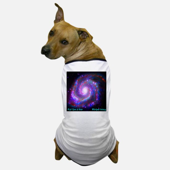 M51 - Whirlpool Galaxy Dog T-Shirt