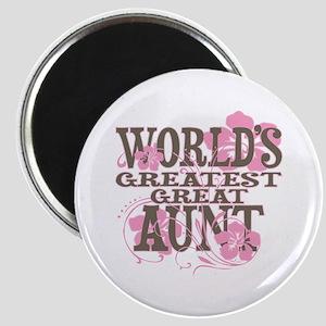 Great Aunt Magnet
