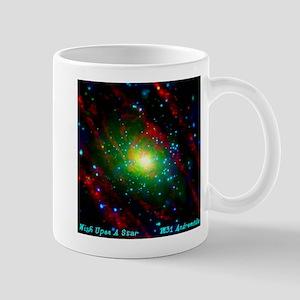 M31 Andromeda Galaxy Mug