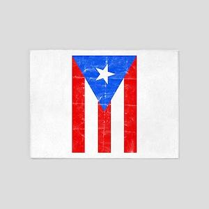 puertorico2 5'x7'Area Rug