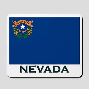 Nevada Flag Gear Mousepad