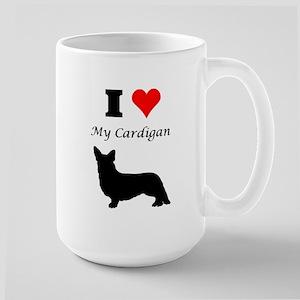 I Love My Cardigan Mug