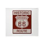 Summit Route 66 Throw Blanket