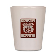 Summit Route 66 Shot Glass
