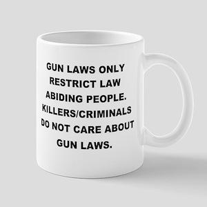 gun laws 2 Mug