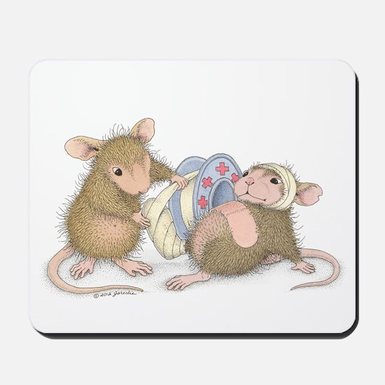 Ouch Mousepad