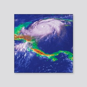 Hurricane Mitch - Square Sticker 3