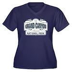 Grand Canyon National Park Plus Size T-Shirt