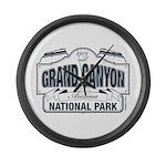 Grand Canyon National Park Large Wall Clock