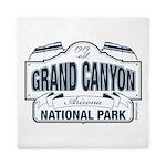 Grand Canyon National Park Queen Duvet