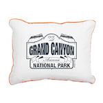 Grand Canyon National Park Rectangular Canvas Pill