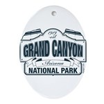 Grand Canyon National Park Ornament (Oval)