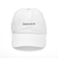 8seat logo 4 inch Baseball Cap