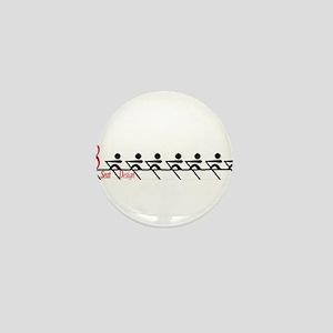 8seat logo 4 inch Mini Button