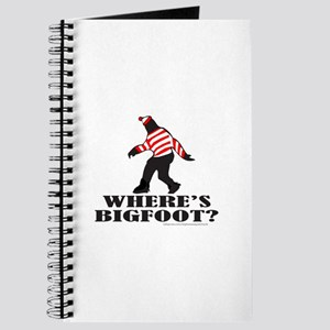 WHERE'S BIGFOOT? Journal