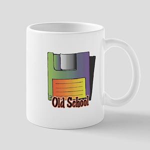 Old School Floppy Disk Mug