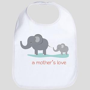 A Mother's Love Bib